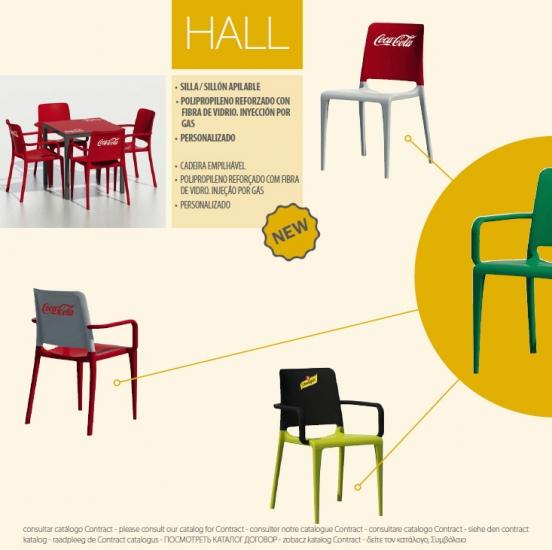 Meble reklamowe z logo firmy krzesłą tsoliki