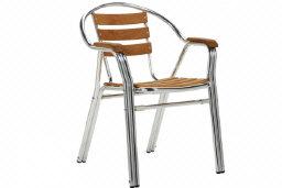 krzesła aluminiowe